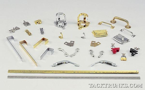 hardware fittings for tack boxes